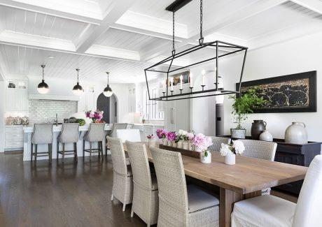 wing lake dining/kitchen
