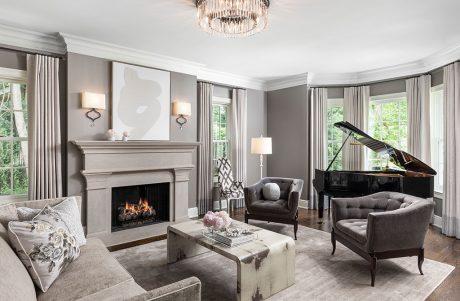 wooddale living room