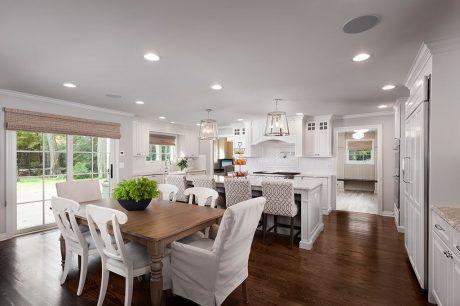 sandy lane dining room/kitchen remodel