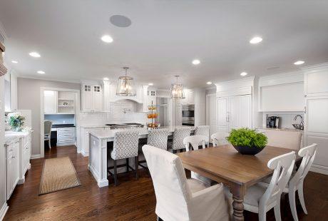 sandy lane kitchen/dining remodel